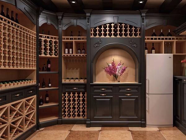让圣仕隆来告诉你应该怎样装饰酒柜