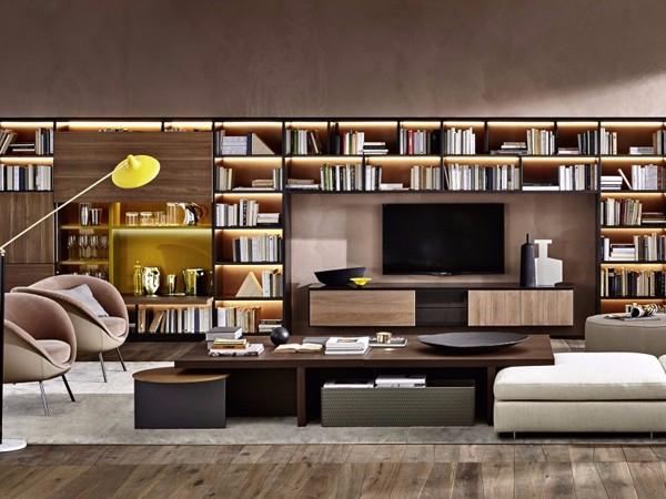 定制书柜与成品书柜哪个更合适呢?